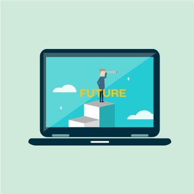 オウンドメディア構築で手にできる未来解説動画