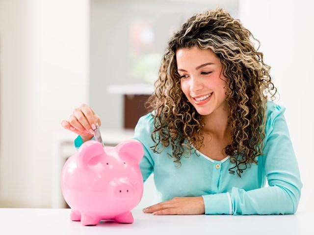 毎月の残ったお金を貯金に回す