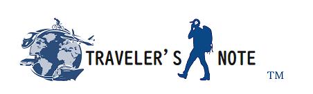 TRAVELER'S NOTE