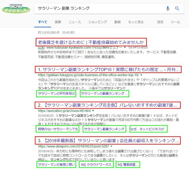 「Google」の検索結果
