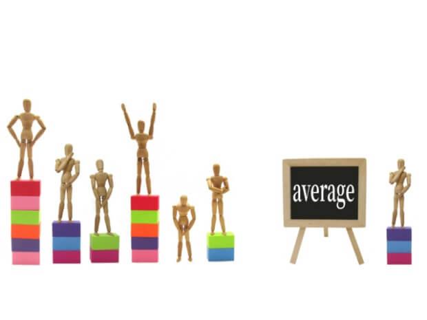 平均年収の説明