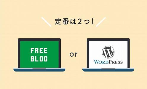 無料ブログ WordPress