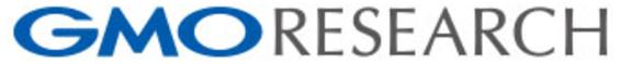 GMOリサーチ株式会社のロゴ画像